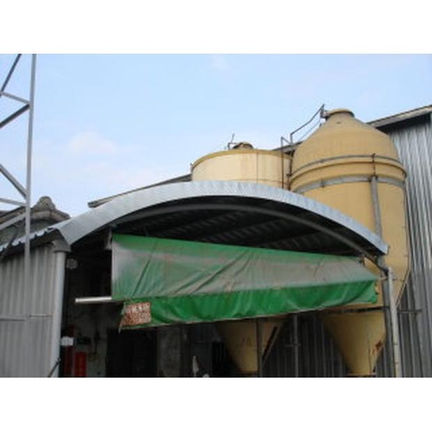 浪板鋼構屋 | 屏東市玉成里豬舍